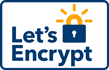 Website secured by Let's Encrypt 256-bit data encryption