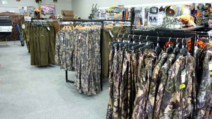 Camouflage Outdoor Clothing