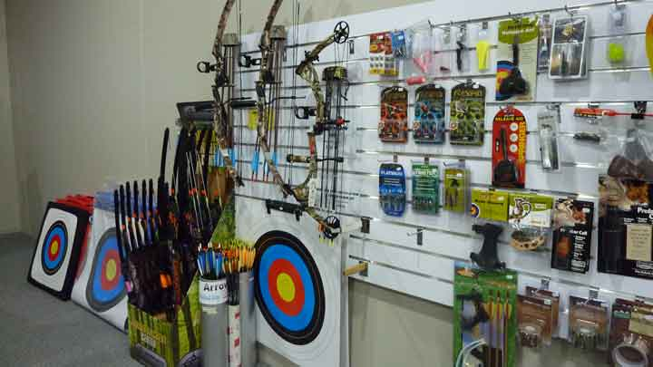 Hunting Bows and Archery accessories